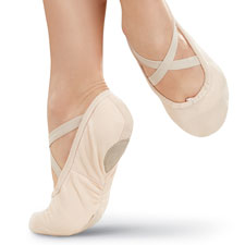 Bloch Split Sole Canvas