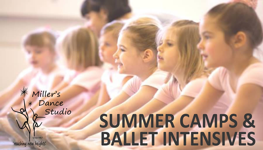 Summer Dance Camps and Dance Intensives