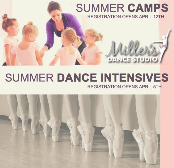Summer Camps & Ballet Intensives