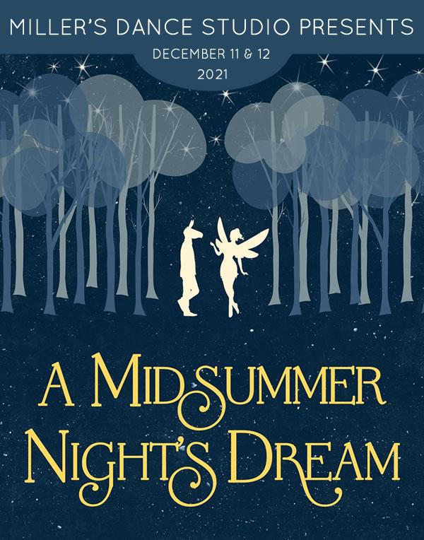 A Midsummer Night's Dream - Cast List & Rehearsal Schedule For the Fall Ballet
