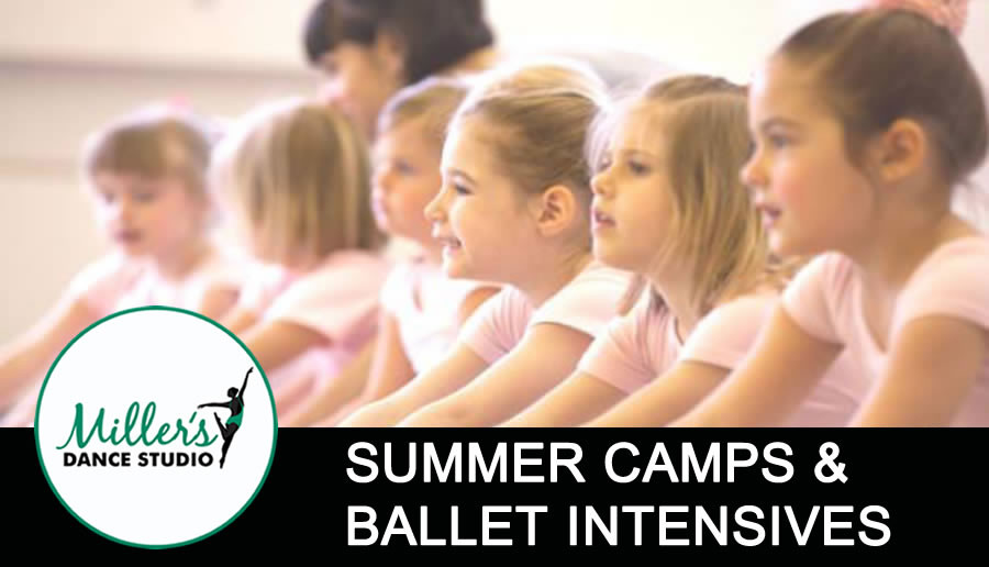 Summer Dance Camps, Dance Intensives and Musical Theaters