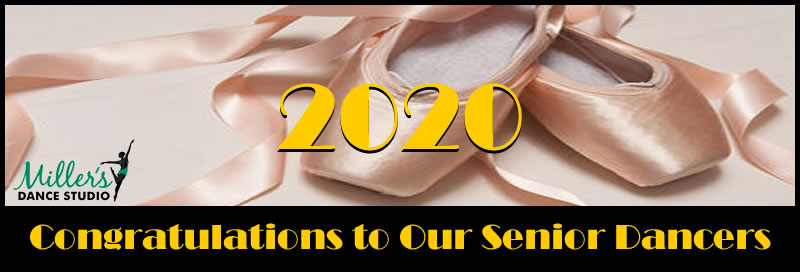 Congratulations to Our Graduating Class of 2020