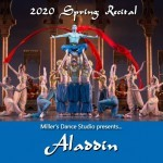The Aladdin Cast List & Rehearsal Schedule Posted