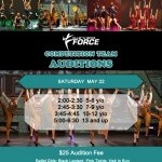 Miller's Dance Force 2021 Competition Group Auditions