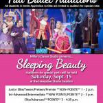 """Miller's Fall Ballet """"Sleeping Beauty"""""""