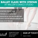 Ballet Class with Stefan
