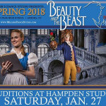Beauty and the Beast Auditions Saturday, Jan. 27