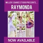 Raymonda Fall Ballet Video - Available Now