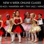 Online Classes Now Available for all Levels of Dance